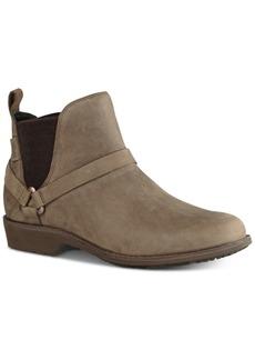Teva Women's DeLavina Dos Chelsea Waterproof Booties Women's Shoes
