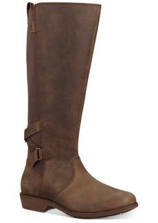 Teva Women's Ellery Waterproof Tall Boots Women's Shoes