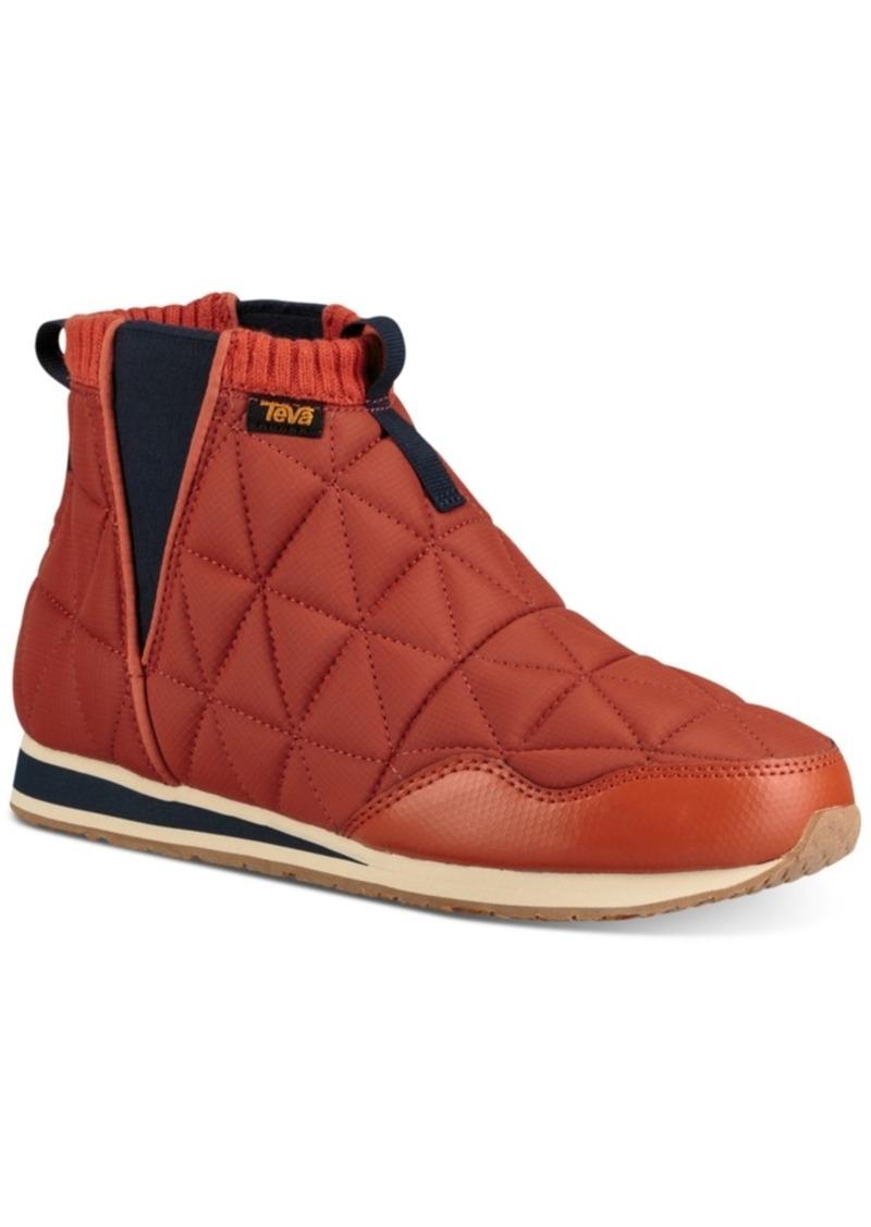 Teva Women's Ember Mid Booties Women's Shoes
