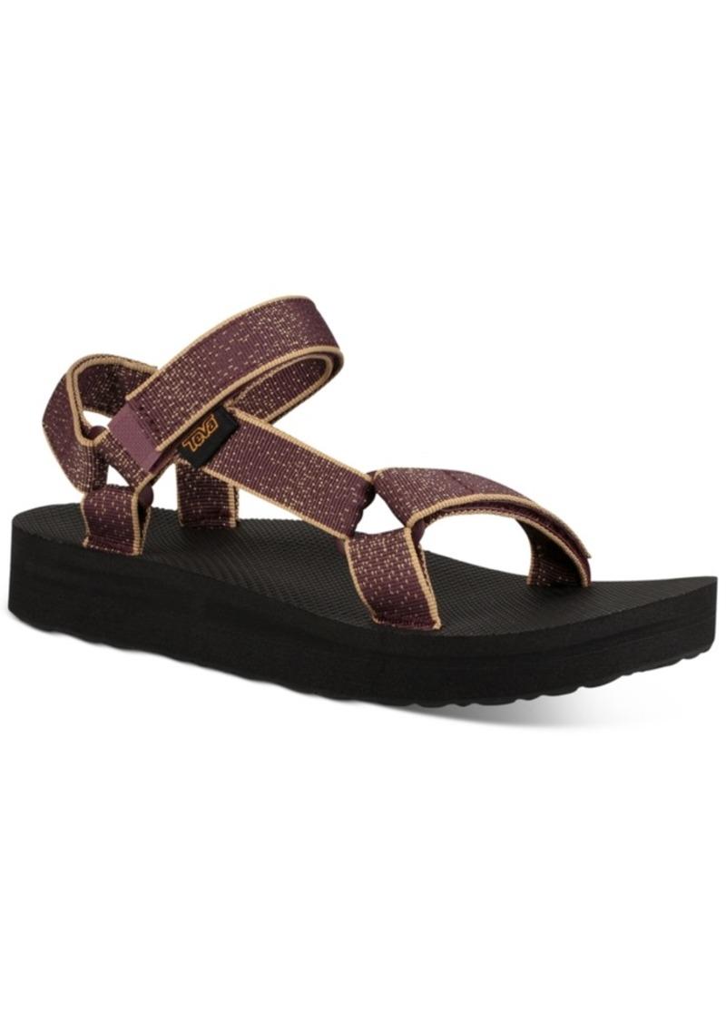 Teva Women's Midform Universal Sandals Women's Shoes