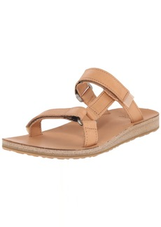 Teva Women's Universal Slide Leather Sandal   M US