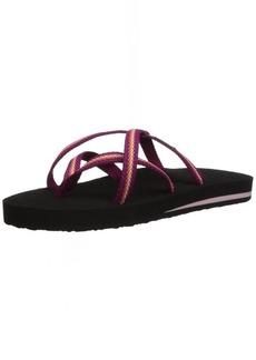 Teva Women's W Olowahu Flip-Flop  5 M US