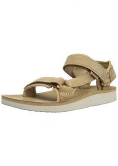 Teva Women's W Original Universal Premier- Leather Sandal