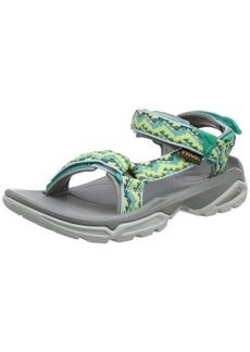 Teva Women's W Terra Fi 4 Sandal  7 M US