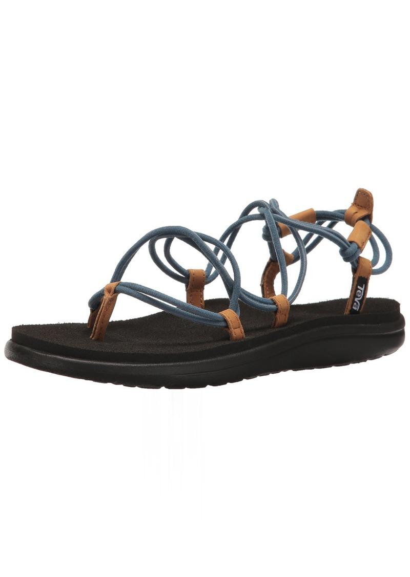a2e3d52715 Teva Teva Women's W Voya Infinity Flip-Flop 7 M US | Shoes