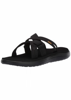 Teva Women's W VOYA Slide Sandal   Medium US