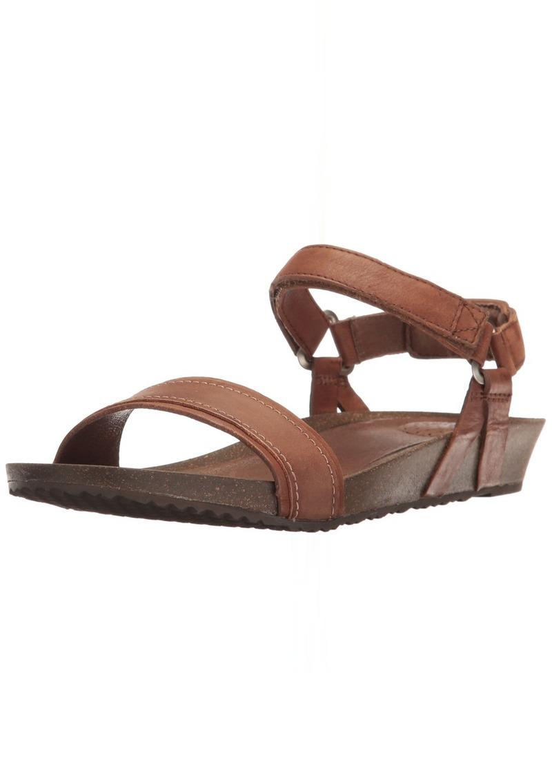 Teva Women's W Ysidro Stitch Sandal   M US