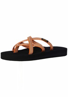 Teva Womens Women's W Olowahu Flip-Flop   Medium US