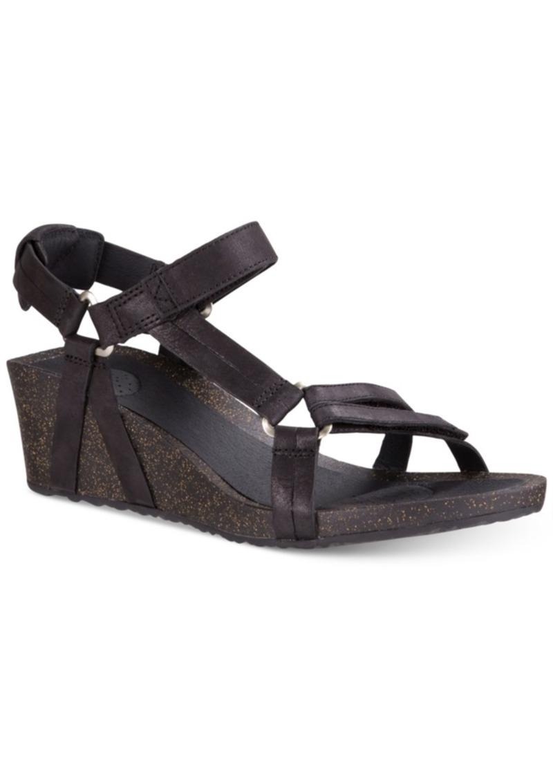 e3332af7d Teva Teva Women s Ysidro Universal Wedge Sandals Women s Shoes