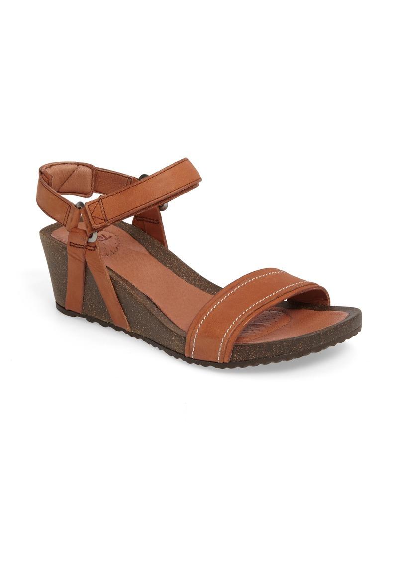 1753e149c8f Teva Teva Ysidro Stitch Wedge Sandal (Women)