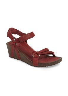 Teva Ysidro Wedge Sandal (Women)