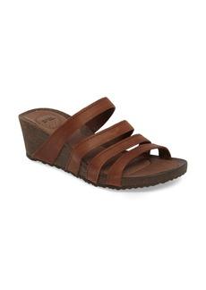 Teva Ysidro Wedge Slide Sandal (Women)