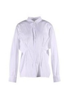 THAKOON ADDITION - Solid color shirts & blouses