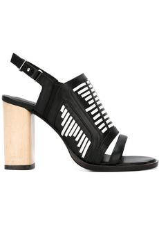 Thakoon Addition 'Lizzy' sandals - Black