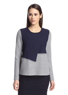 Thakoon Addition Women's Crossover Top   US