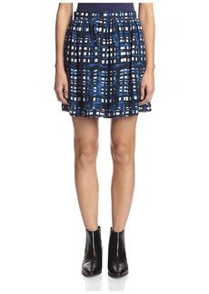 Thakoon Addition Women's Gathered Skirt   US