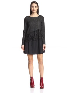 Thakoon Addition Women's Lace Combo Dress   US