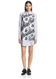 Thakoon Addition Women's Lace Shirtdress   US