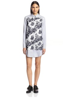 Thakoon Addition Women's Lace Shirtdress   US