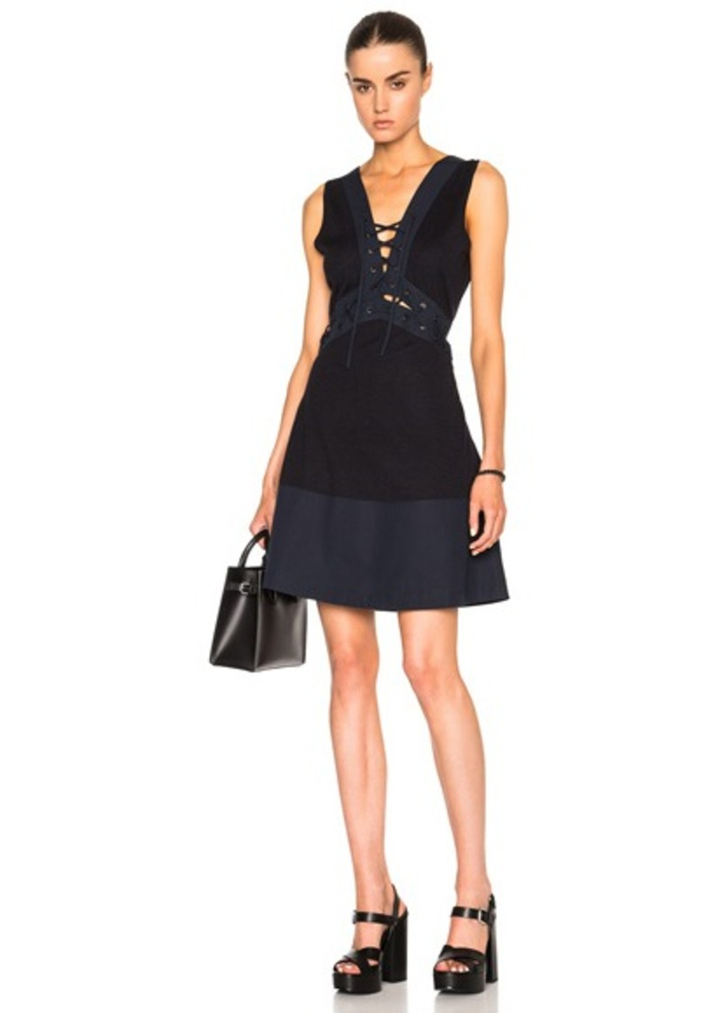 Thakoon Lace Front Dress