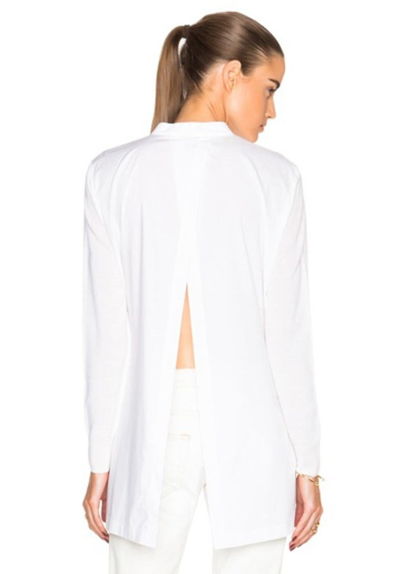 Thakoon Lace Front Top
