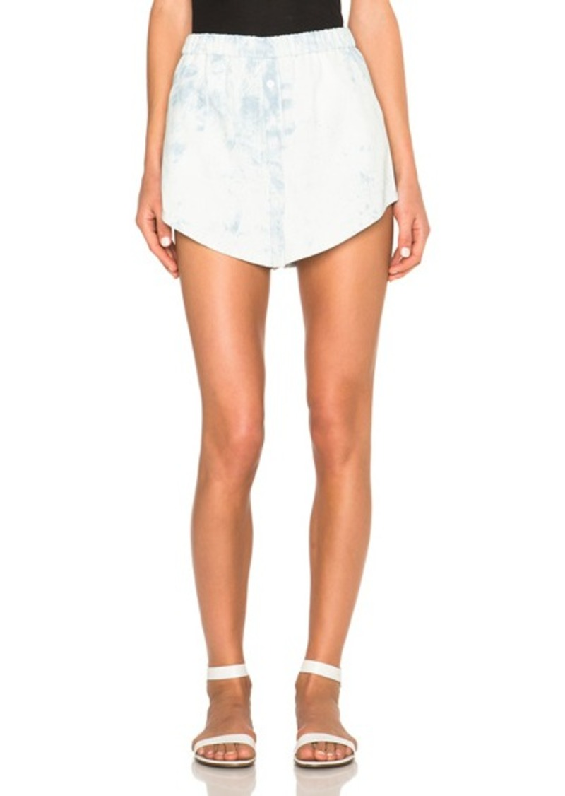 Thakoon Sac Shorts
