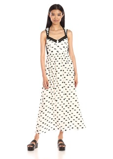 Thakoon Women's Gathered Waist Dress