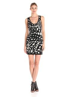 Thakoon Women's Patterned Tank Dress  S