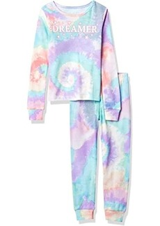 The Children's Place Dreamer Two-Piece Pajama Set (Little Kids)