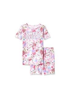 The Children's Place Glow Sweet Dreams Snug Fit Cotton Pajamas (Little Kids/Big Kids)