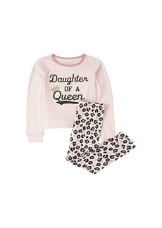 The Children's Place Long Sleeve Top and Pants Pajama Set (Big Kids)