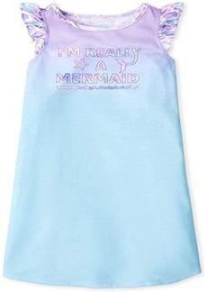 The Children's Place Mermaid Nightgown (Little Kids/Big Kids)