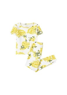 The Children's Place Mommy and Me Floral Matching Snug Fit Cotton Pajamas (Little Kids/Big Kids)