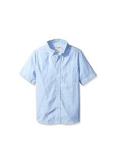 The Children's Place Short Sleeve Uniform Oxford Shirt (Little Kids/Big Kids)