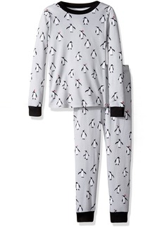 The Children's Place Baby Boys' Big Top and Pants Pajama Set 2