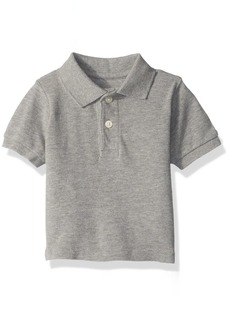 The Children's Place Baby Boys' Short Sleeve Uniform Polo  6-9 Months