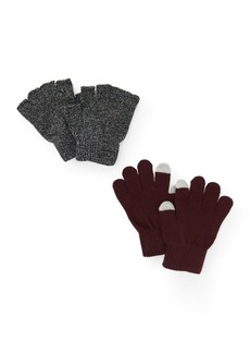 The Children's Place Baby Gloves 2 redwood