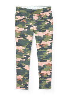 The Children's Place Big Boys' Camoflauge Knit Jegging