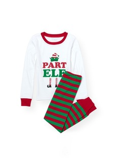 The Children's Place Big Boys' Christmas Pajama Set