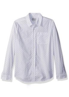 The Children's Place Big Boys' Dot Shirt  M (7/8)
