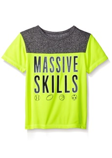 The Children's Place Big Boys' Graphic Active T-Shirt  XS (4)