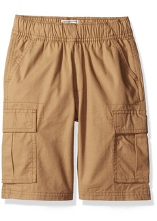 The Children's Place Big Boys' His Pull-on Cargo Shorts