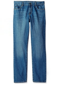 The Children's Place Big Boys' His Straight Leg Jeans  16H