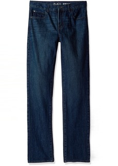 The Children's Place Boys' Big Straight Leg Jeans  16H
