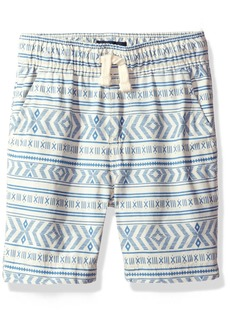 The Children's Place Big Boys' Khaki Printed Short