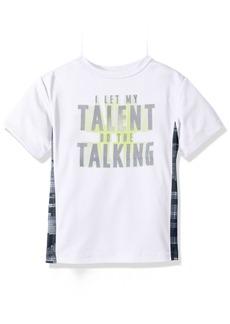 The Children's Place Big Boys' Mesh Pieced T-Shirt  S (5/6)