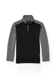 The Children's Place Big Boys' Mockneck Sweater  L (10/12)