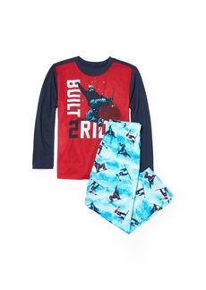 The Children's Place Big Boys' Pajama Set  XS (4)
