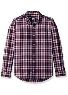 The Children's Place Big Boys' Plaid Poplin Shirt  XS (4)