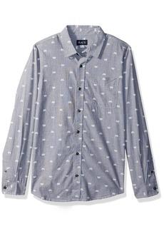The Children's Place Big Boys' Poplin Shirt  XS (4)